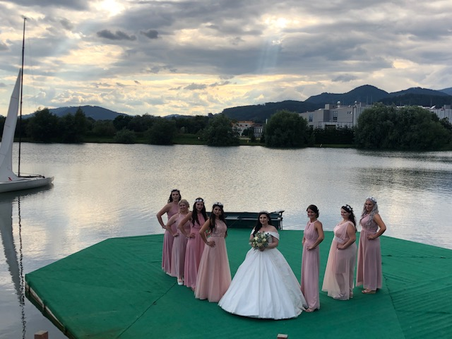 Heiraten am See Murtal Helmut Flasch Graz