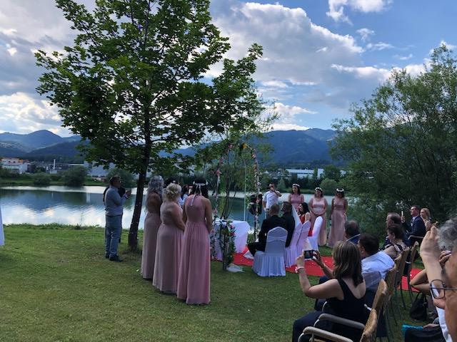 Hochzeitstag Flasch City Austria